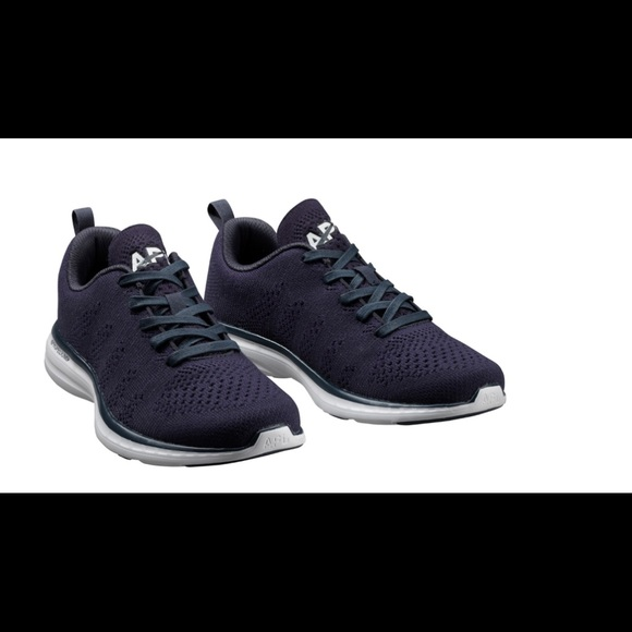 Apl Techloom Pro Cashmere Sneakers Navy